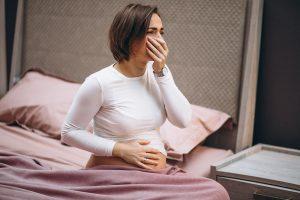 atasi mual pada saat hamil